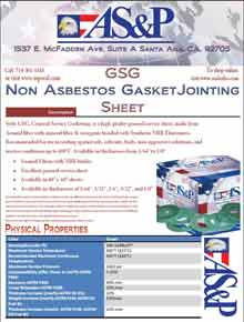 General Service Gasketing